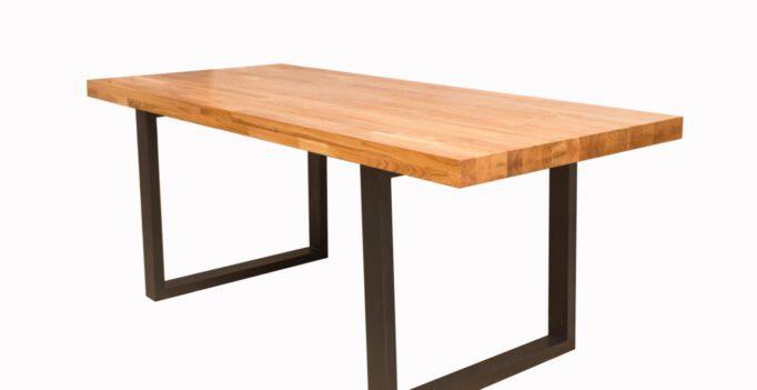 Tischgestell & Tischbeine bei Eichenholzprofi